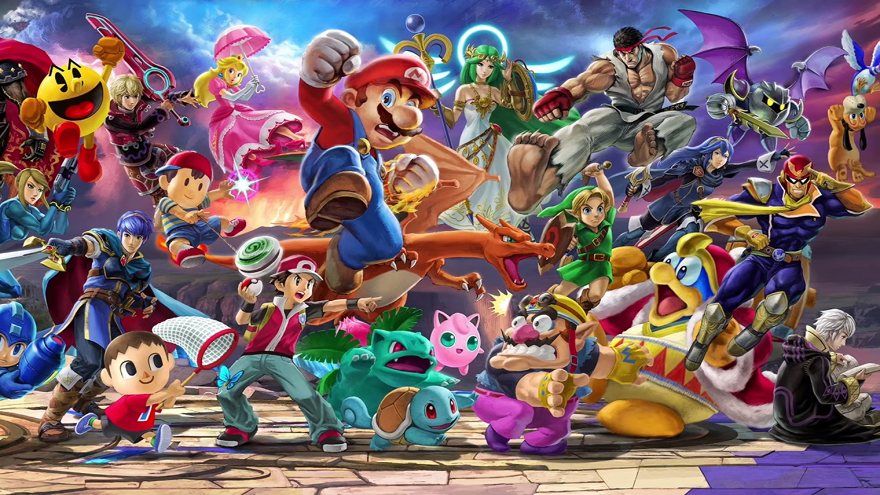 Everything we know about Super Smash Bros  Ultimate | Shacknews
