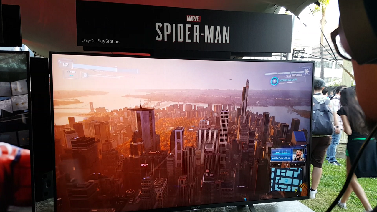 E3 2018: Are the Avengers in Spider-Man for PS4? | Shacknews