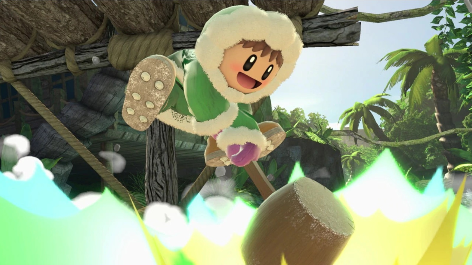 Super Smash Bros  Ultimate Character Profiles: Ice Climbers