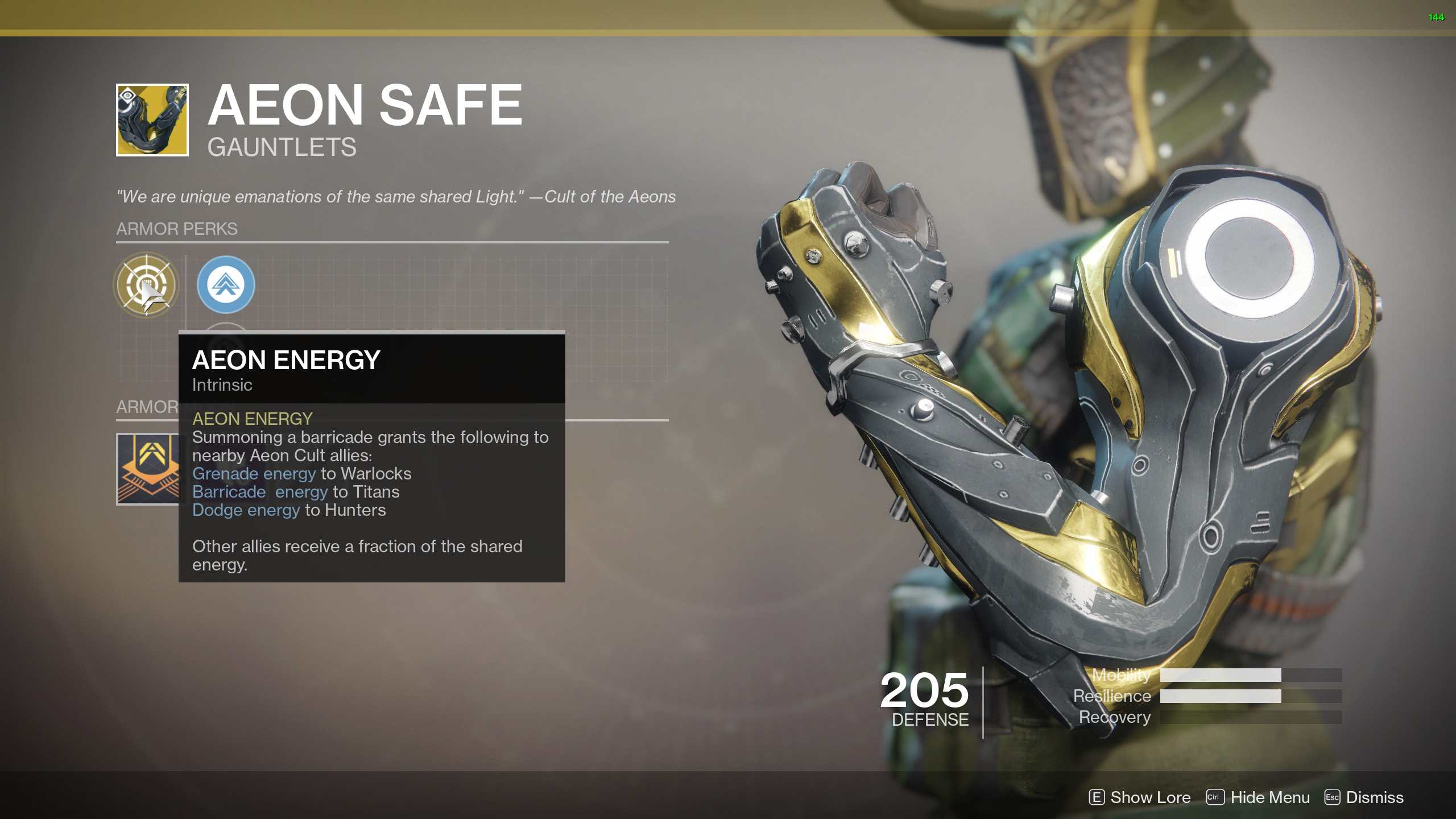 Destiny 2 - All Exotic Titan Armor | Shacknews
