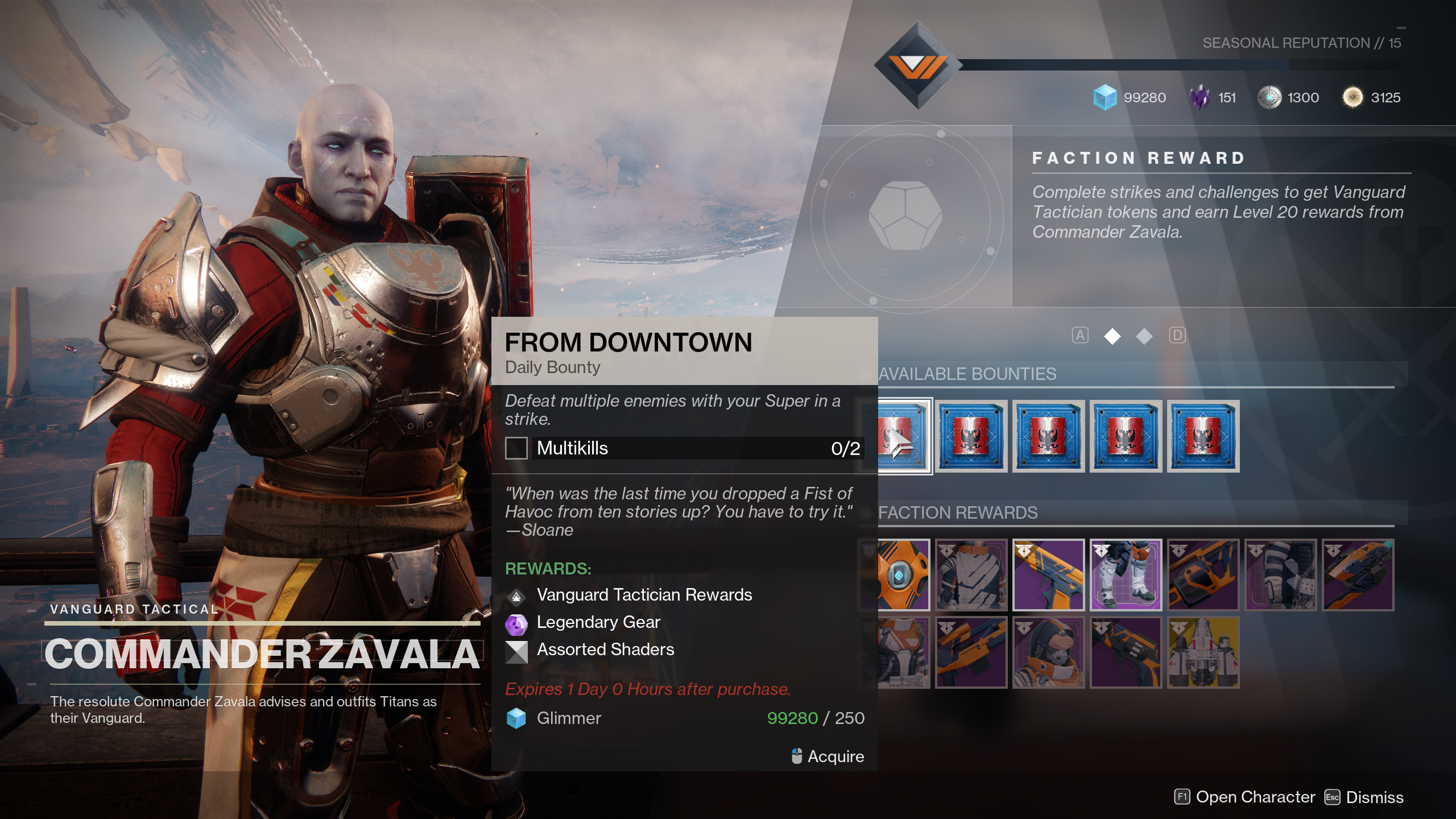 Destiny 2 Bounty Guide - Obtaining, Completing and Rewards | Shacknews