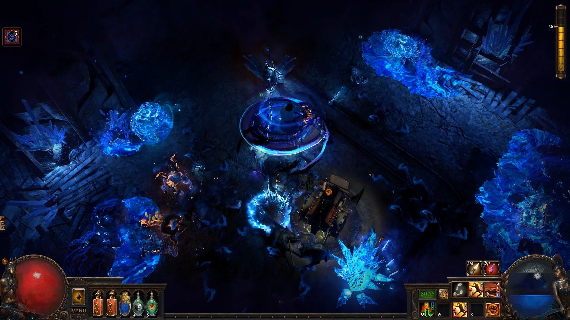 Path of Exile: Delve preview: Spelunking | Shacknews