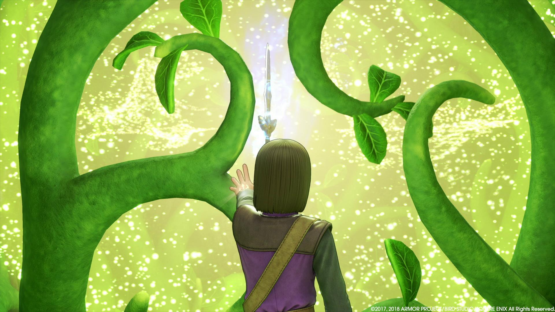 Dragon Quest XI: Echoes of an Elusive Age Review: Oozing with