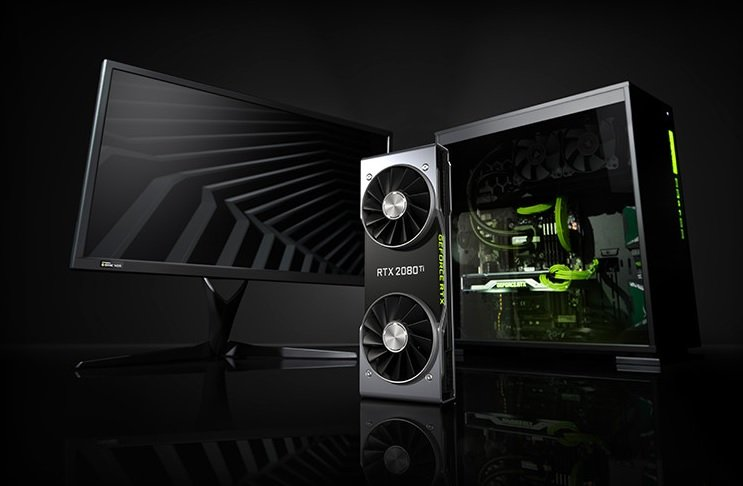 NVIDIA's new GeForce RTX 2080 Ti