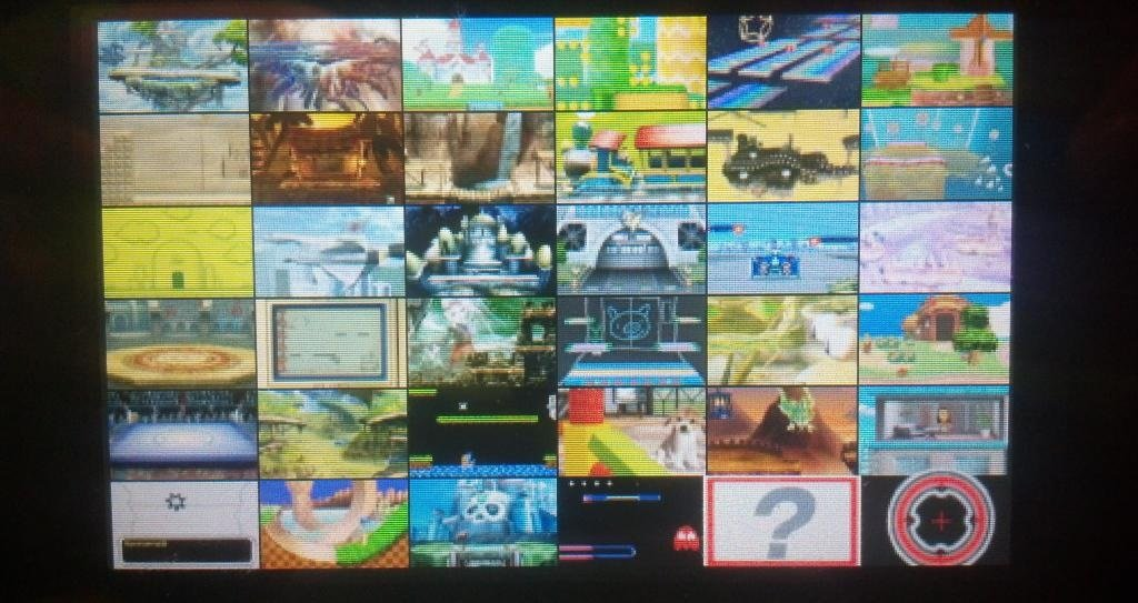 Here are all of the playable stages for Super Smash Bros