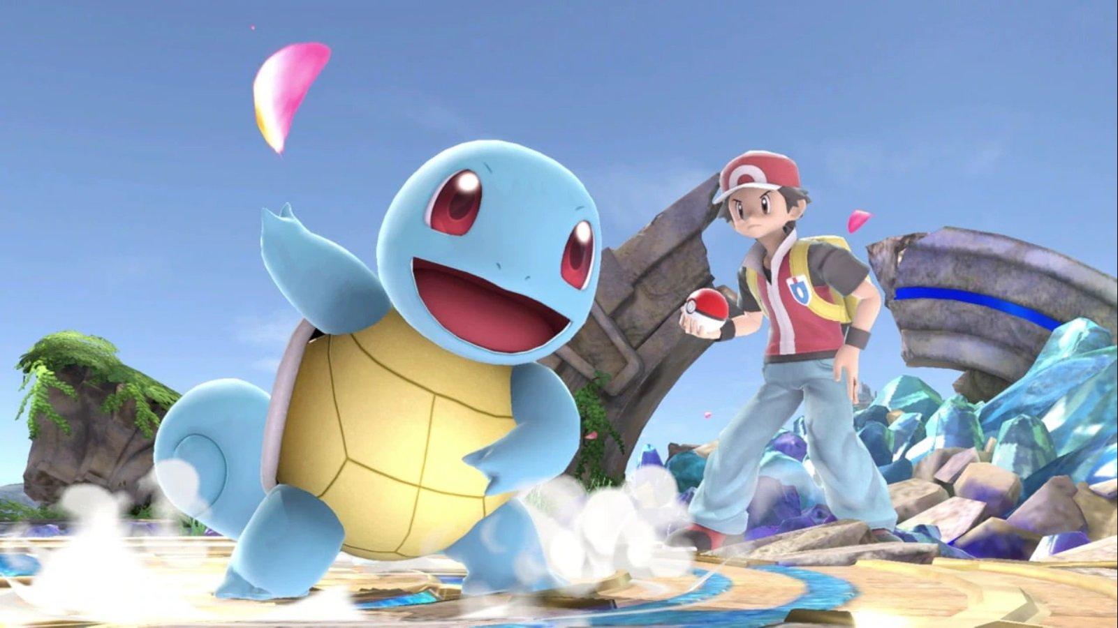 super smash bros ultimate character profiles pokemon trainer