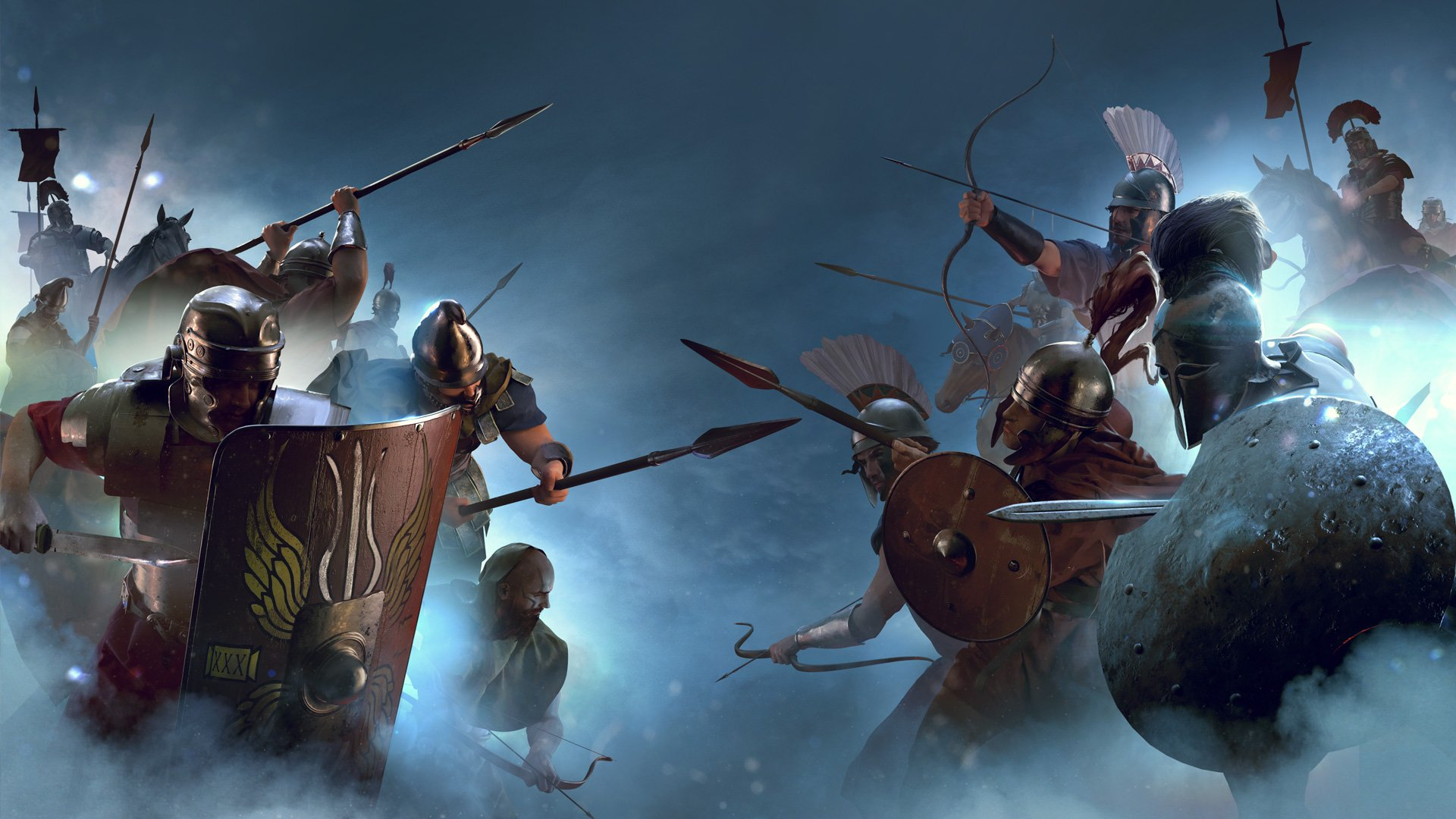 The Best Melee Commander to Start with In Total War: Arena