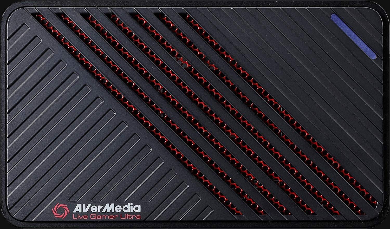 AVerMedia Live Gamer ULTRA GC553 Review: 4K HDR recording in
