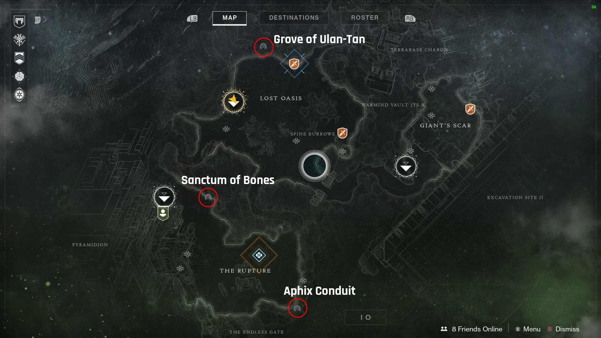 Destiny 2 Lost Sectors Io