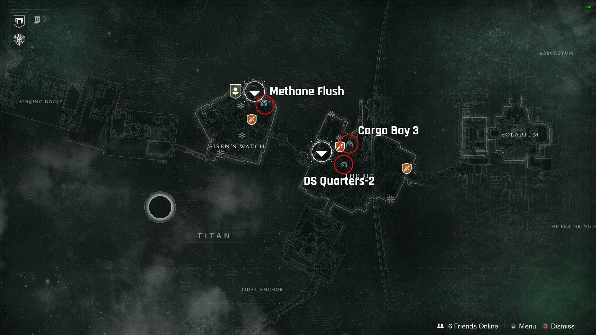Destiny 2 - All Lost Sectors | Shacknews