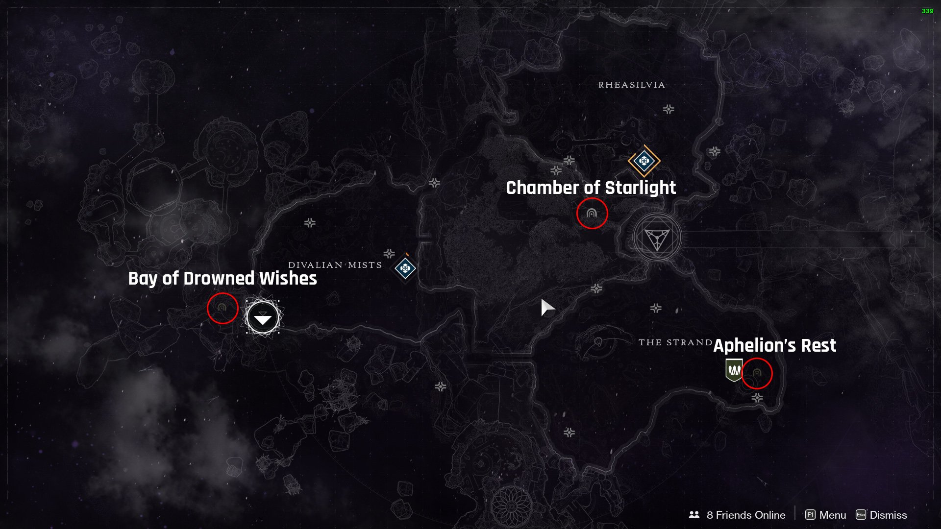 Destiny 2 Lost Sectors Dreaming City