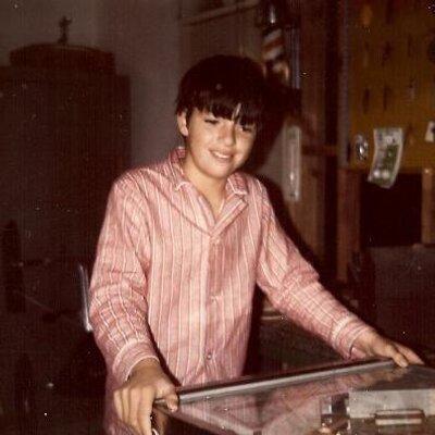A young Brian Fargo.