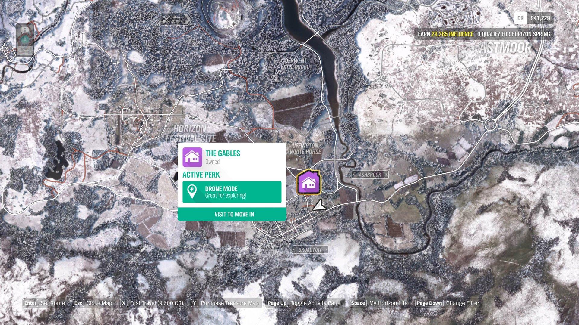 All house locations in Forza Horizon 4 | Shacknews