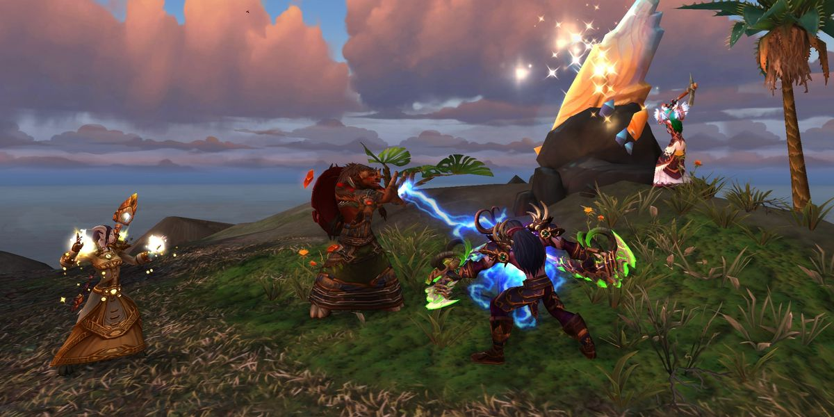 wow battle for azeroth review in this world of warcraft shacknews