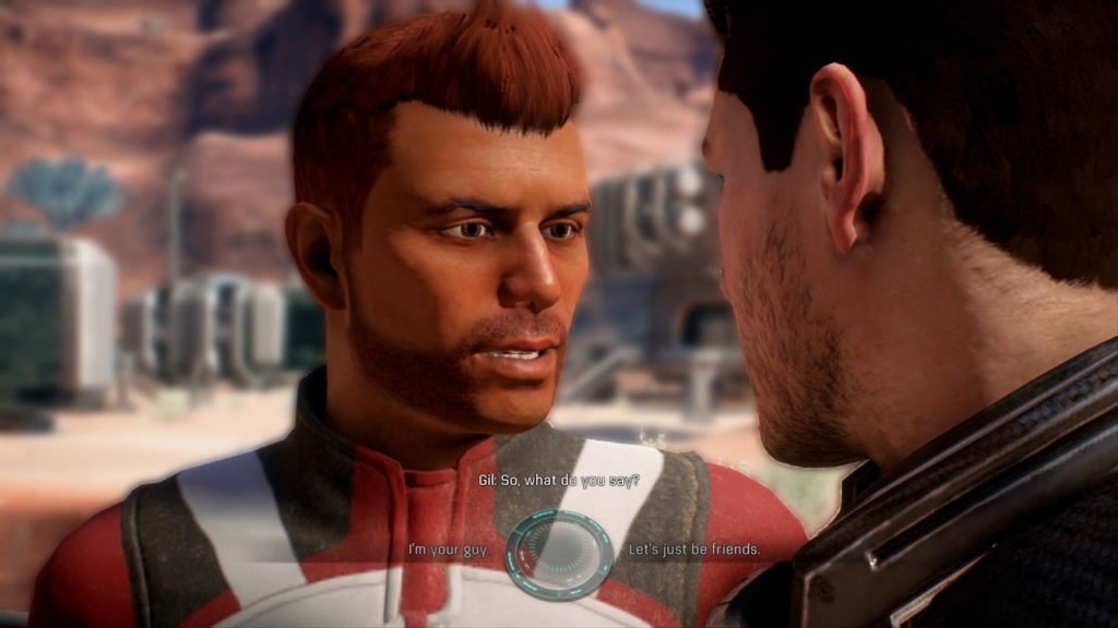 Mass Effect: Andromeda.