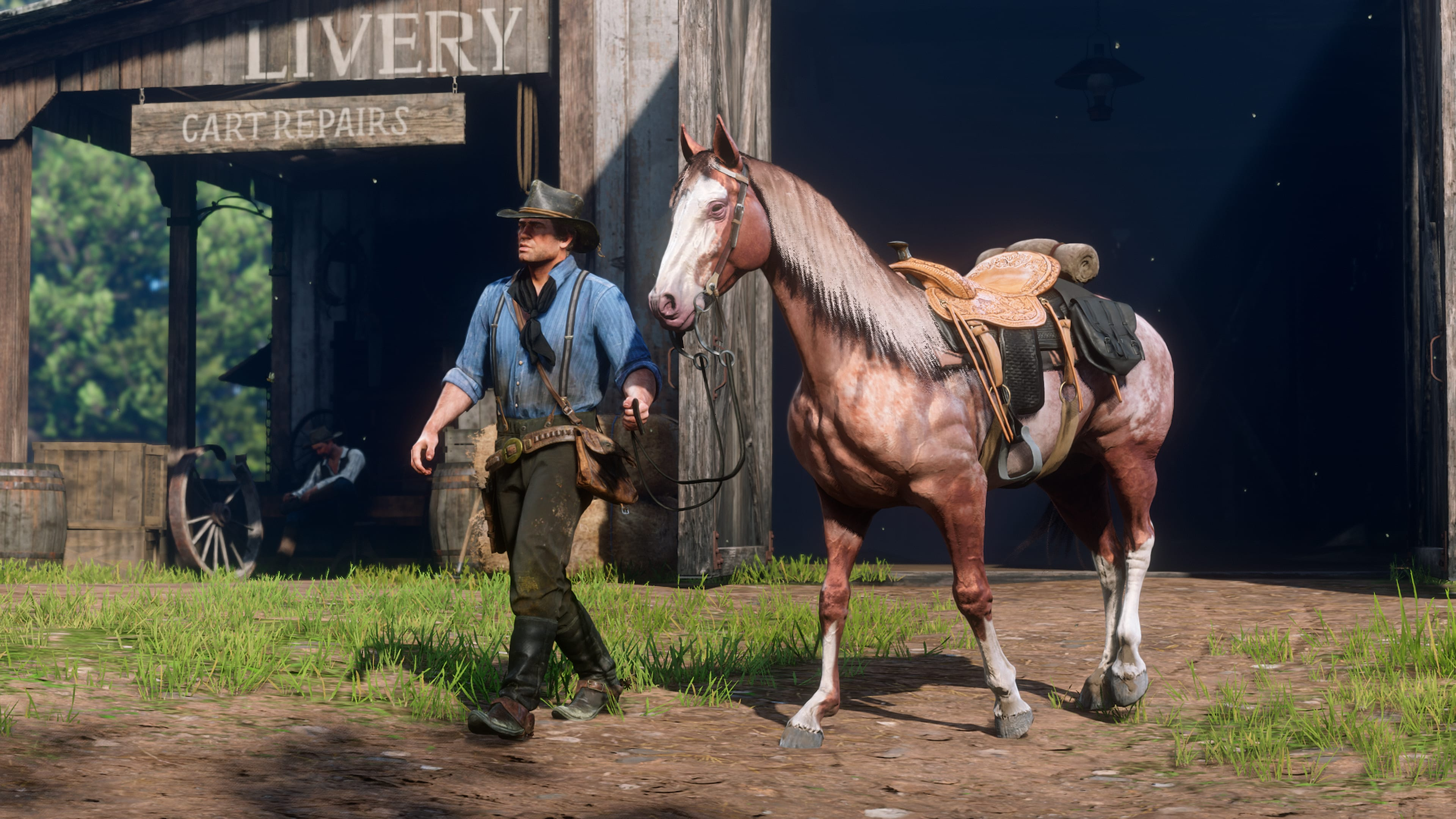 Red Dead Redemption 2 time period and historical setting   Shacknews