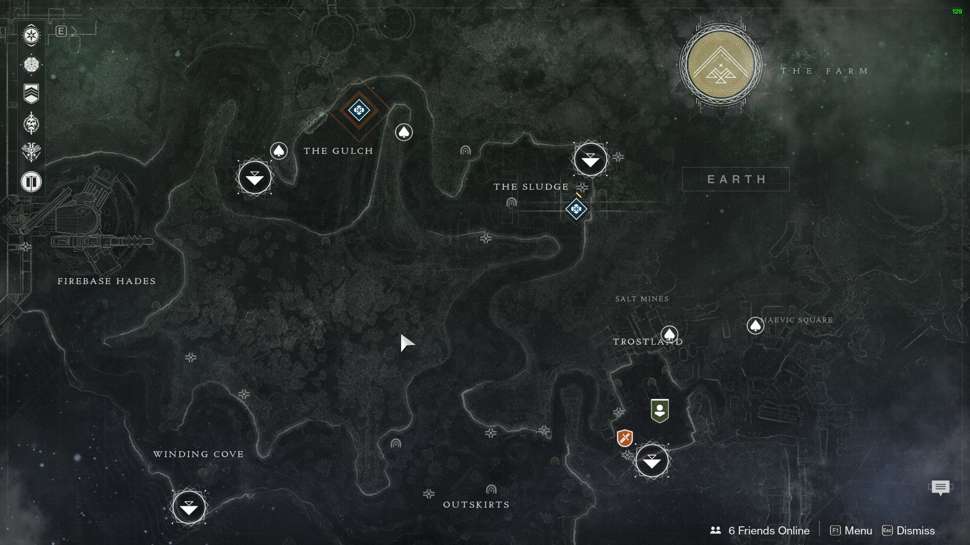 Wanted Queenbreaker Location Destiny 2