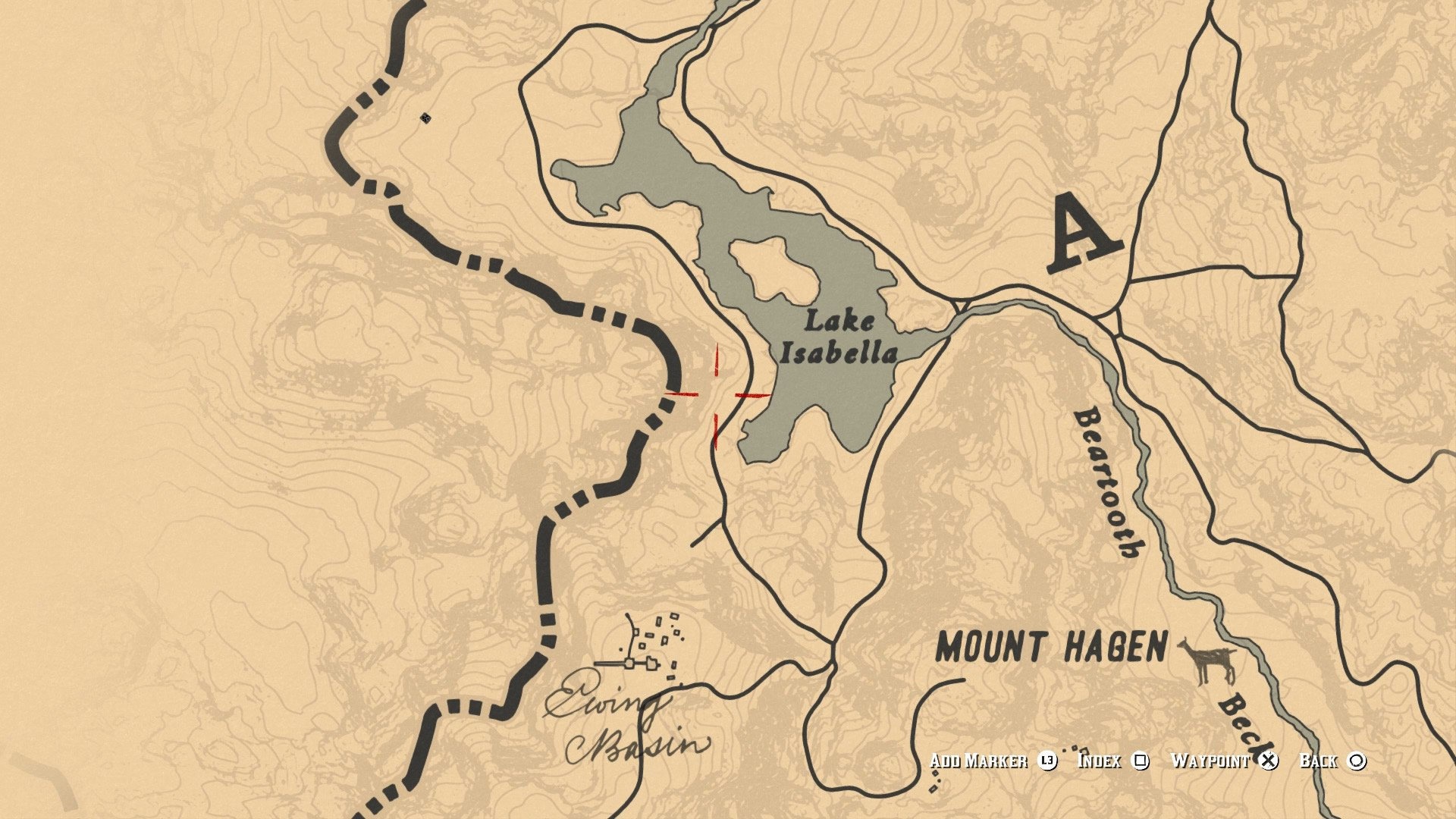 Where to find the wild Arabian horse in Red Dead Redemption 2