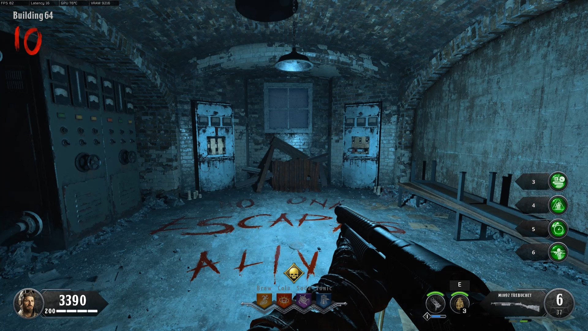 How To Turn On The Power In Blood Of The Dead Call Of Duty