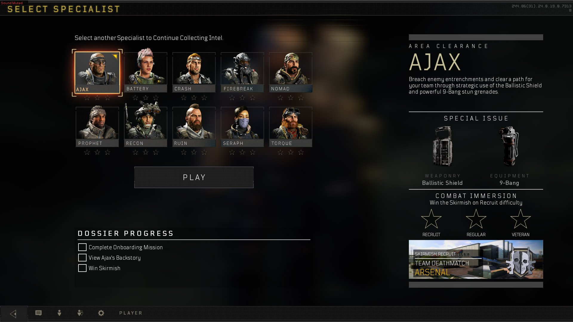 Specialist Classes and Abilities in Call of Duty: Black Ops 4