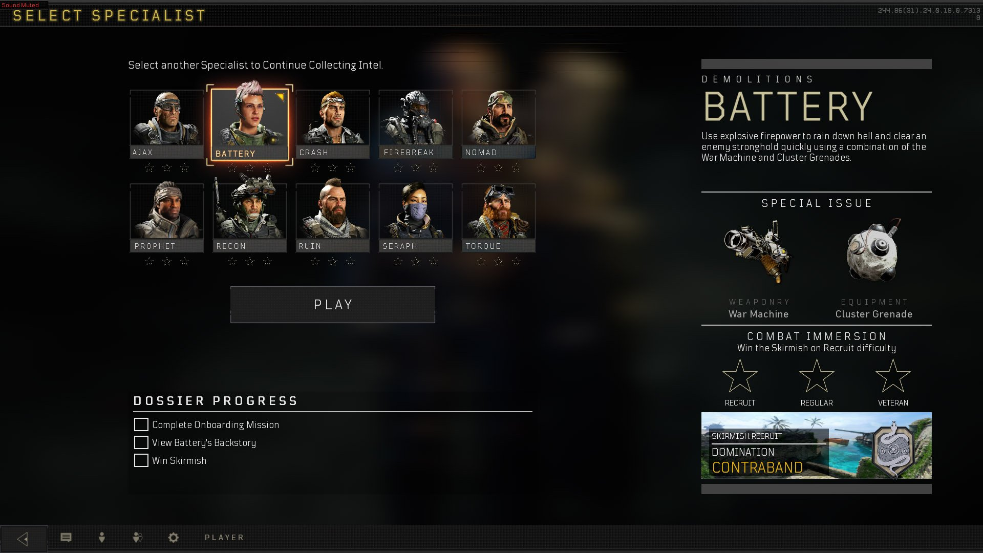 Specialist Classes And Abilities In Call Of Duty Black Ops 4