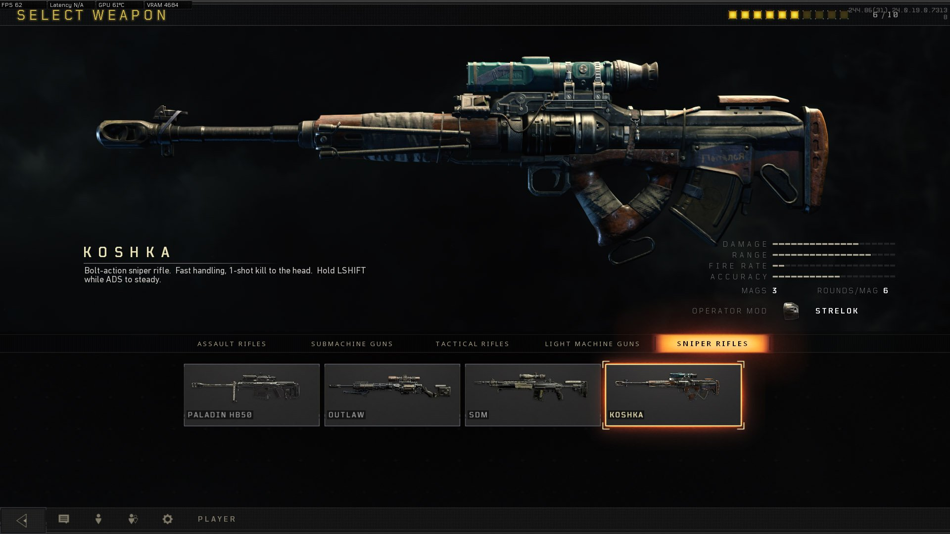 Guns And Weapon List In Call Of Duty Black Ops 4 Shacknews