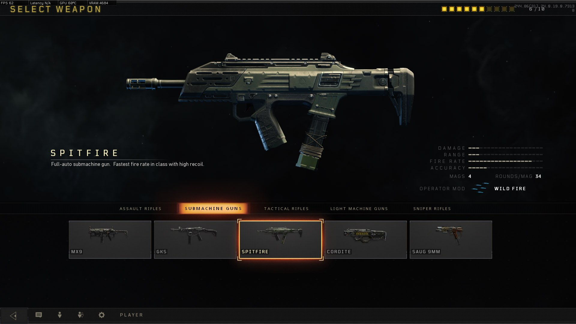 Guns and Weapon List in Call of Duty: Black Ops 4   Shacknews