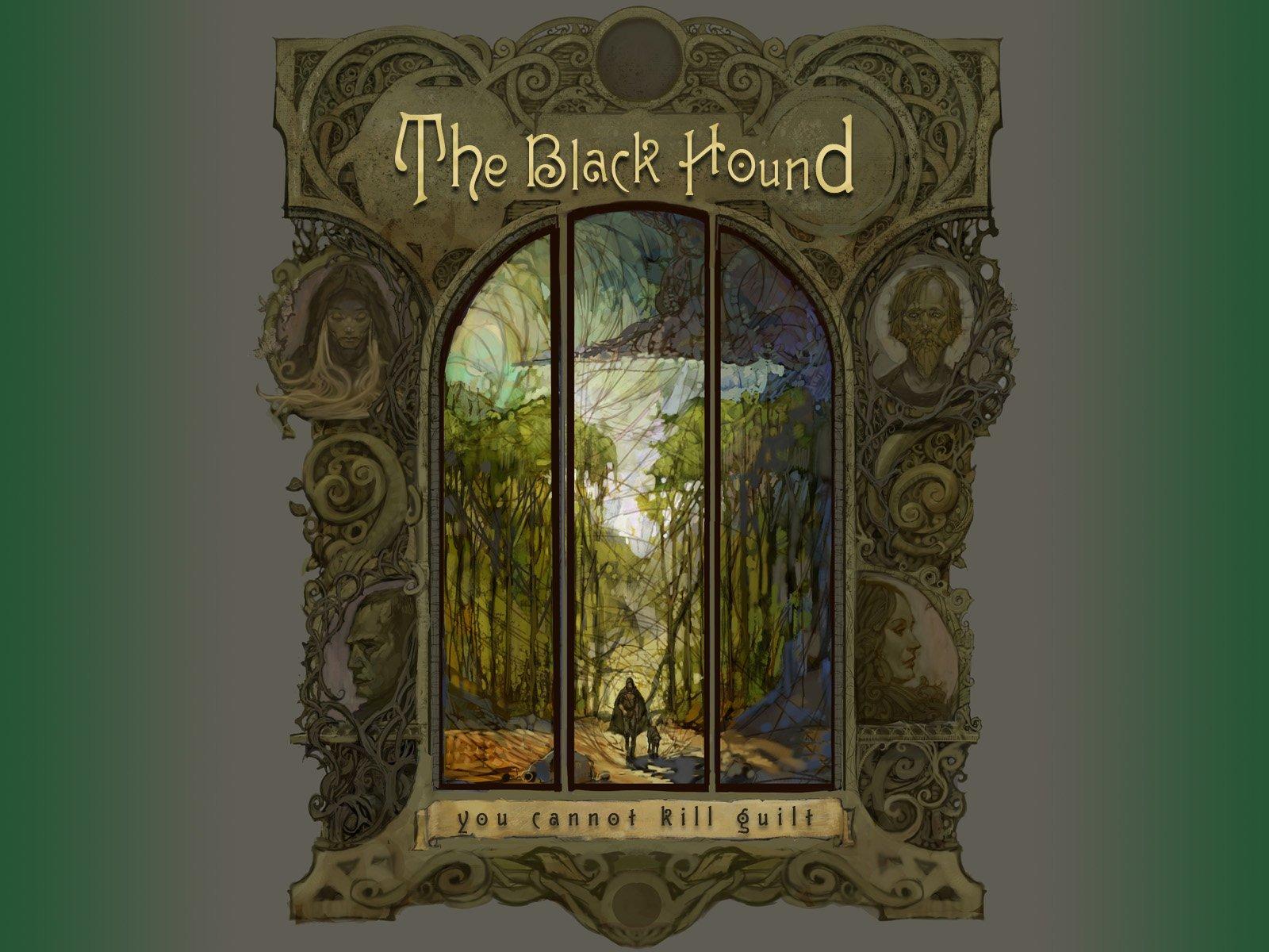 Baldur's Gate III: The Black Hound.