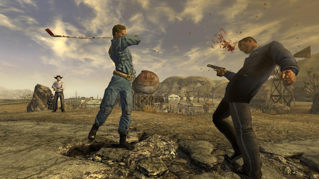 Fallout: New Vegas.