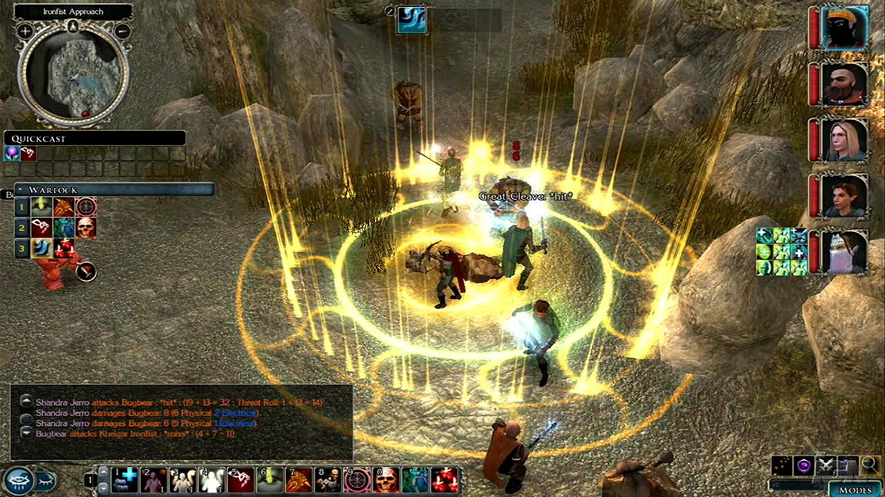 Neverwinter Nights 2.