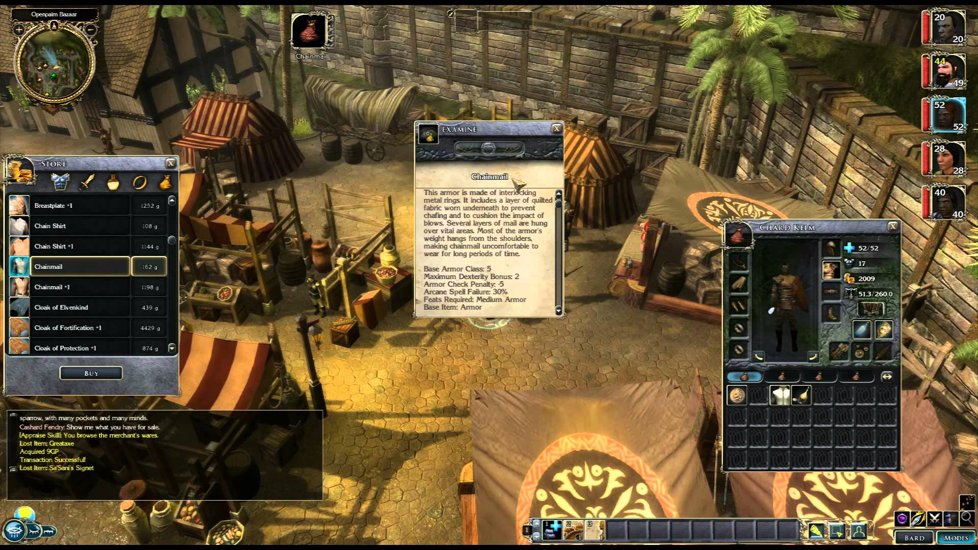 Neverwinter Nights 2: Storm of Zehir.