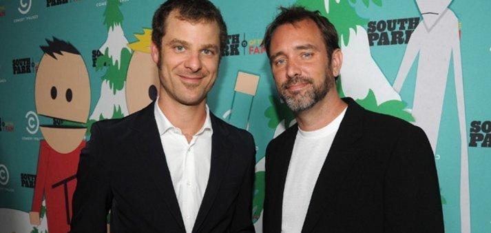 Matt Stone (left) and Trey Parker.