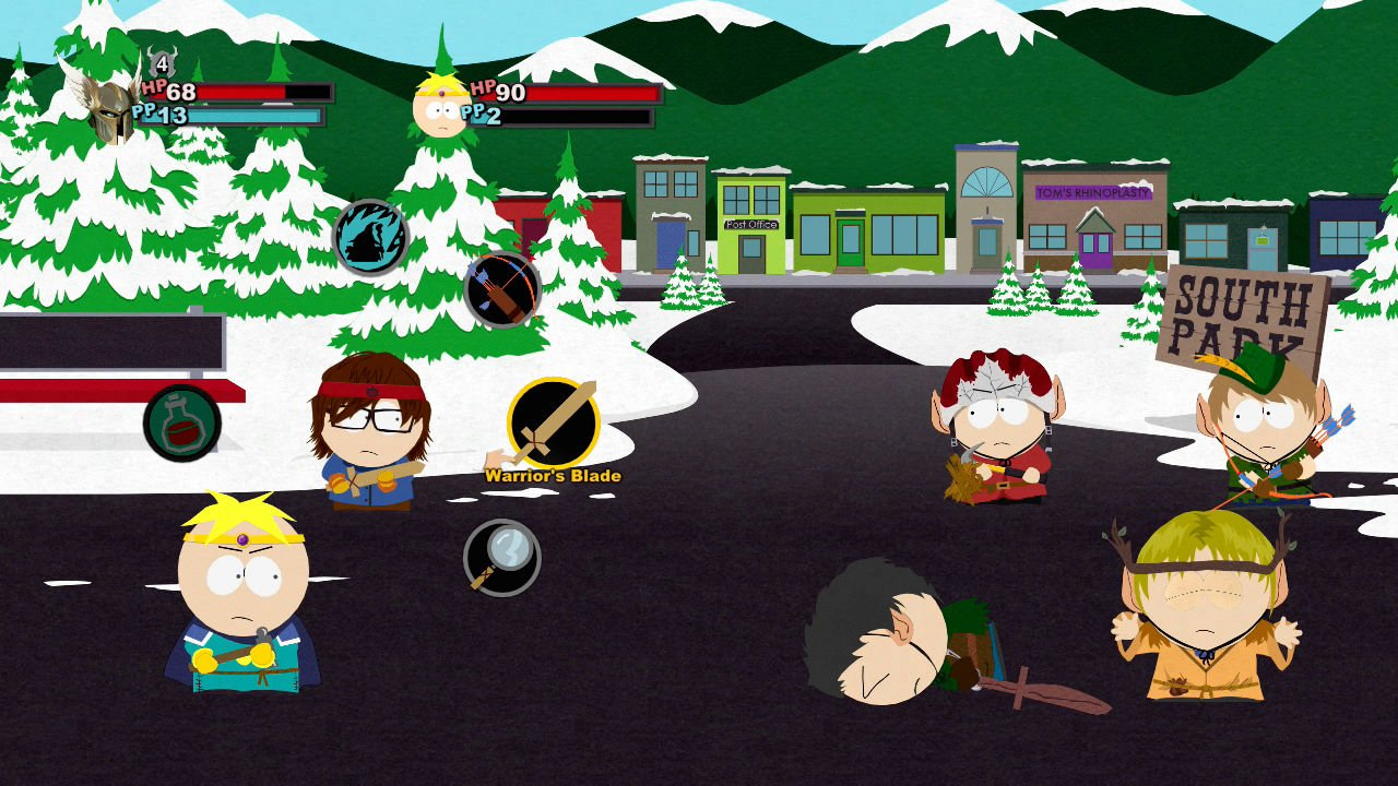 South Park: The Stick of Truth.