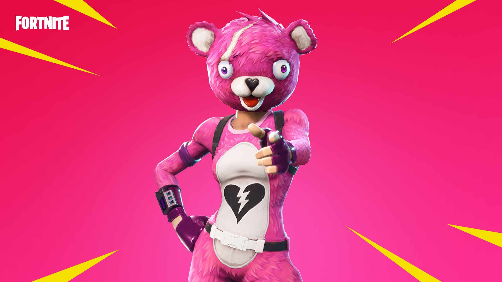 fortnite fans will also note that the perennial favorite cuddle team leader has returned available for the usual legendary price of 2 000 v bucks - fortnite outfits coming soon