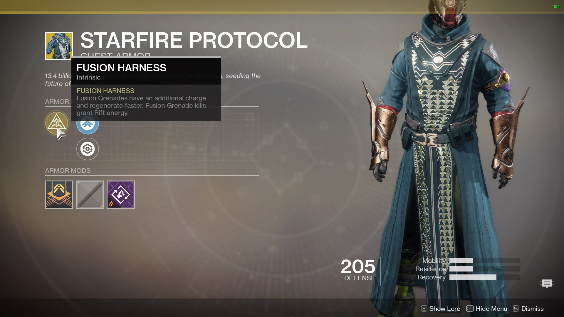 Destiny 2 - All Exotic Warlock Armor   Shacknews