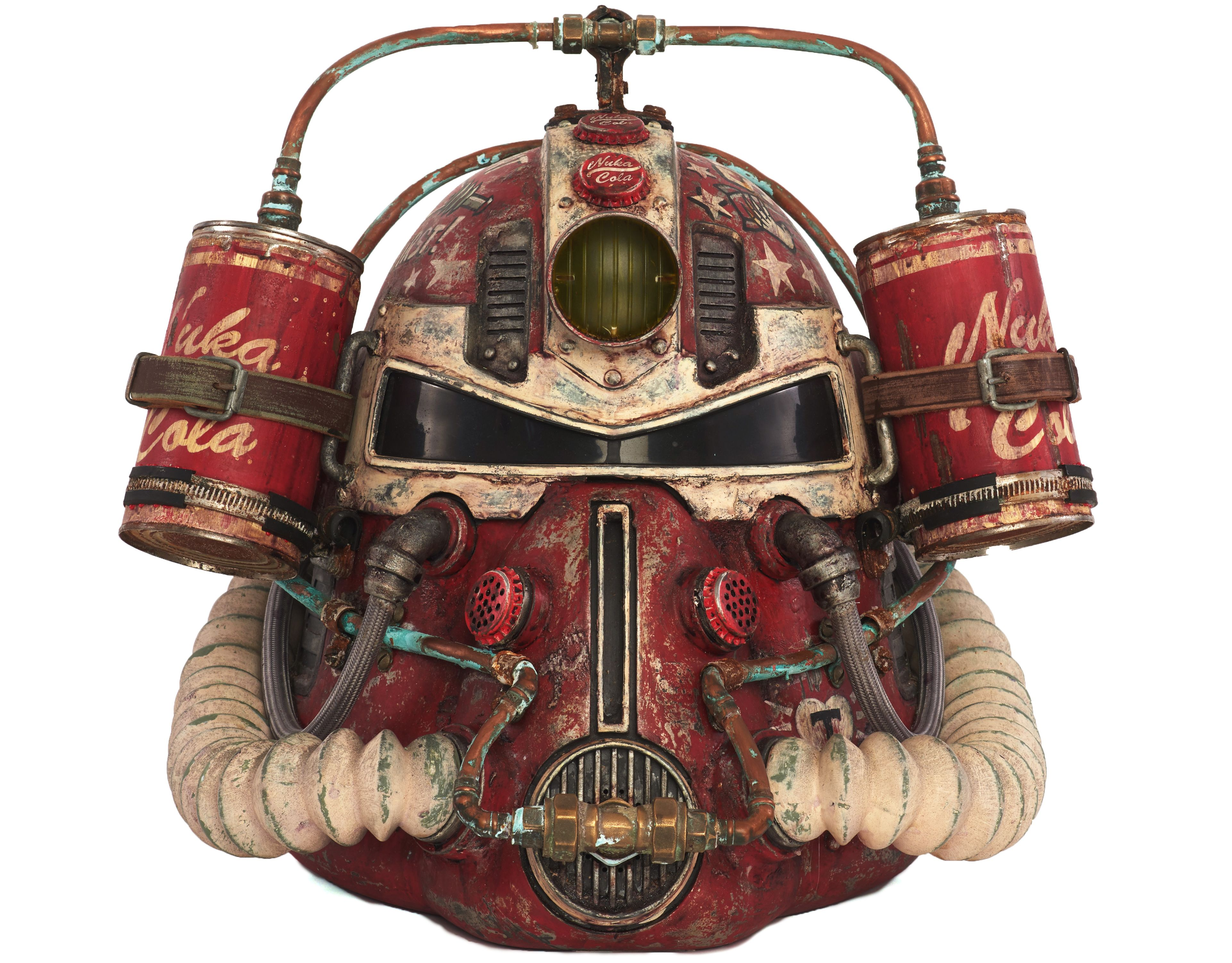 Fallout 76 Presents Helmets For Habitat An Auction For T51s