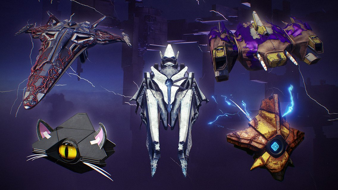 New cosmetics are up-for-grabs for players who earn Ephemeral Engrams.