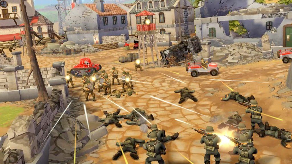 Final Assault Hands-on at TGS 2018: War Games