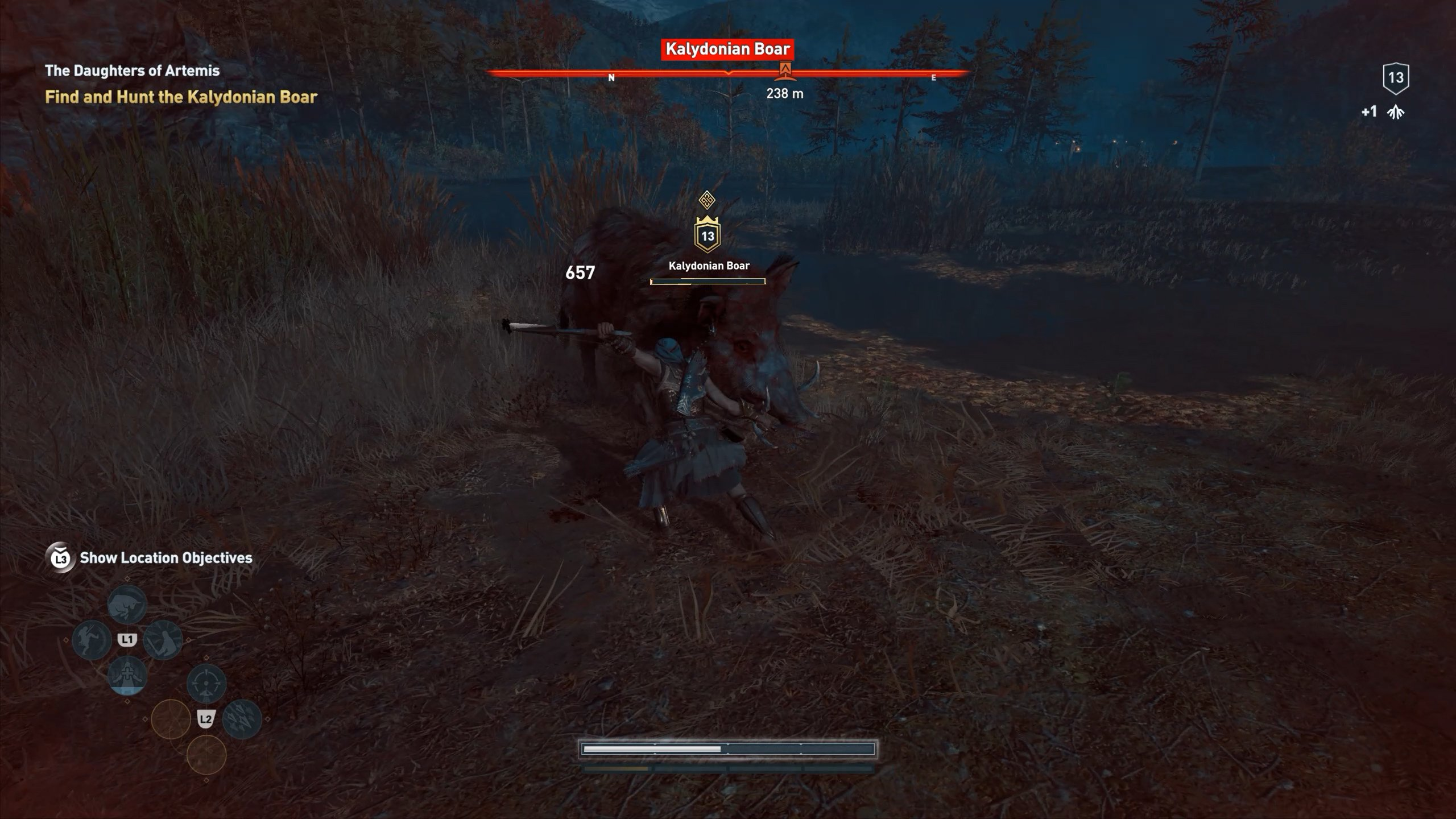 How To Defeat The Kalydonian Boar Assassin S Creed Odyssey