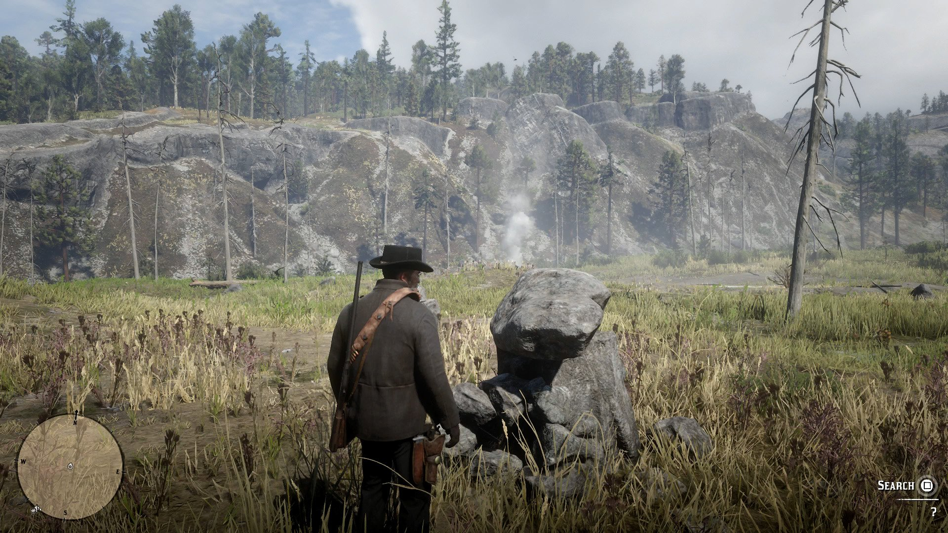 Overtime - Is there a hidden reference in Red Dead Redemption II?