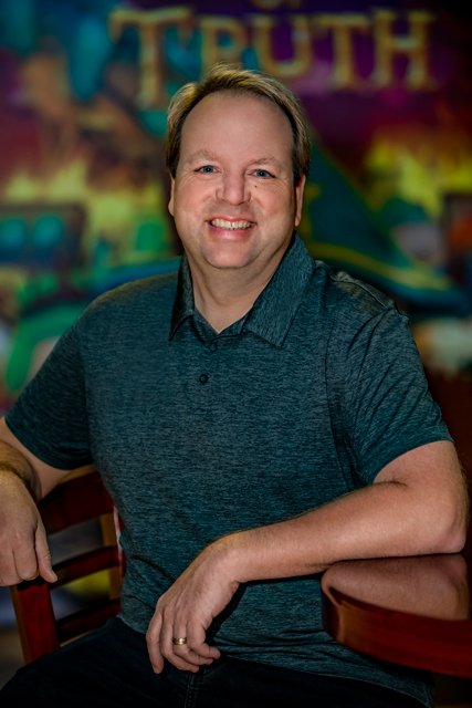 Feargus Urquhart, director of Black Isle Studios and CEO/co-founder of Obsidian. (Photo courtesy of Obsidian.)