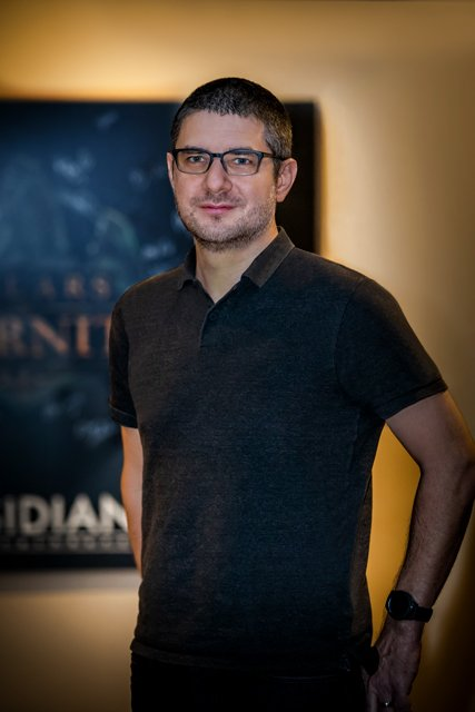 Justin Bell. (Photo courtesy of Obsidian Entertainment.)