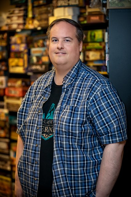Chris Parker, co-founder and director of development at Obsidian. (Image courtesy of Obsidian.)