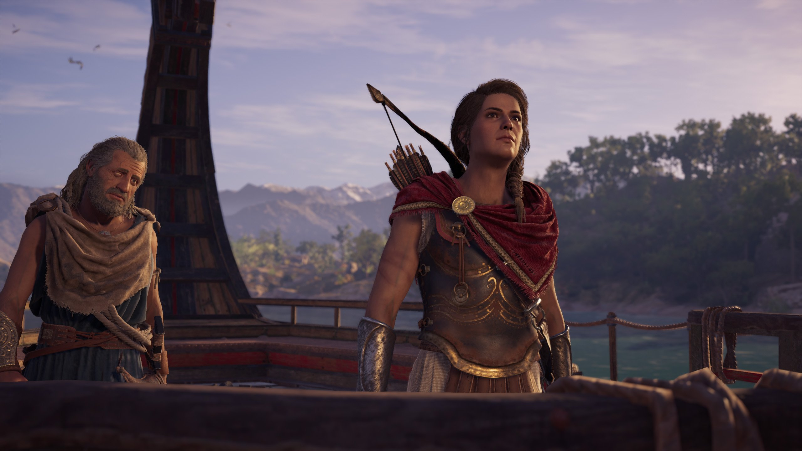 How To Use Photo Mode In Assassin S Creed Odyssey Shacknews