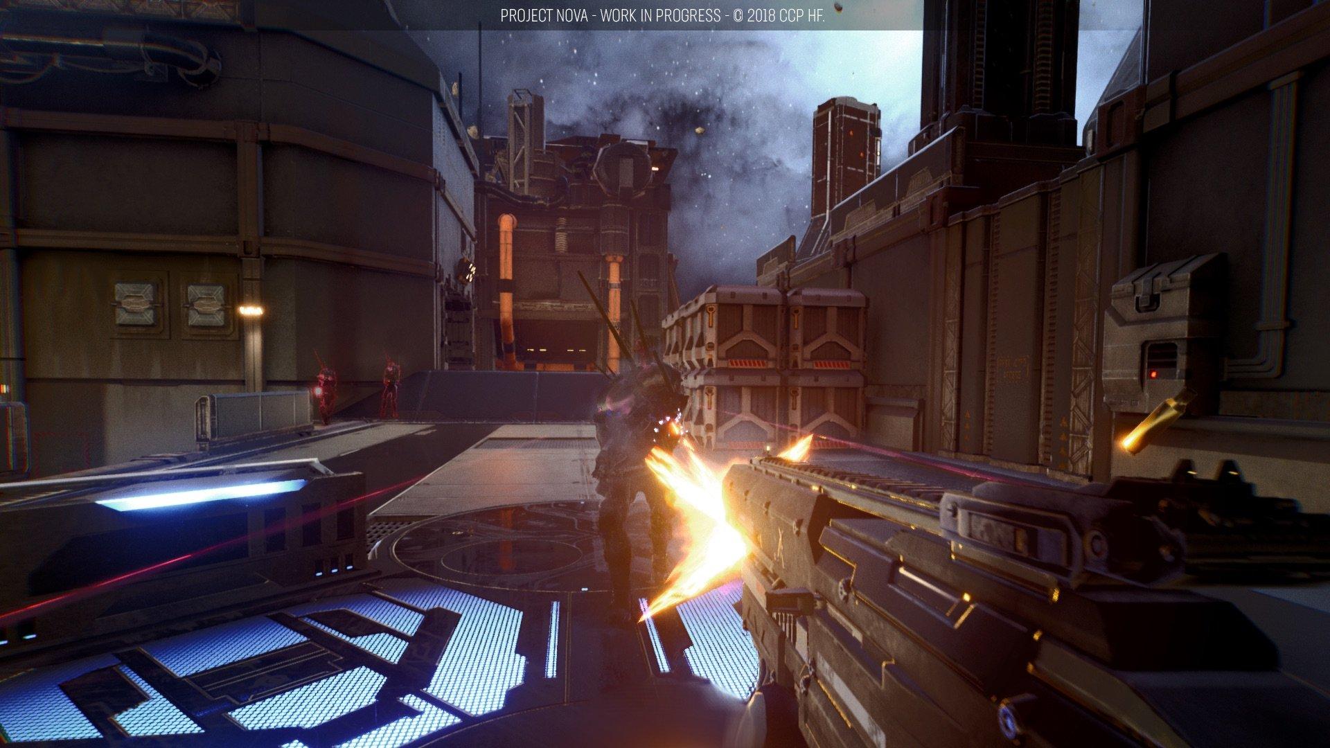Project Nova Hands-on: CCP Games Expands the EVE Online Universe