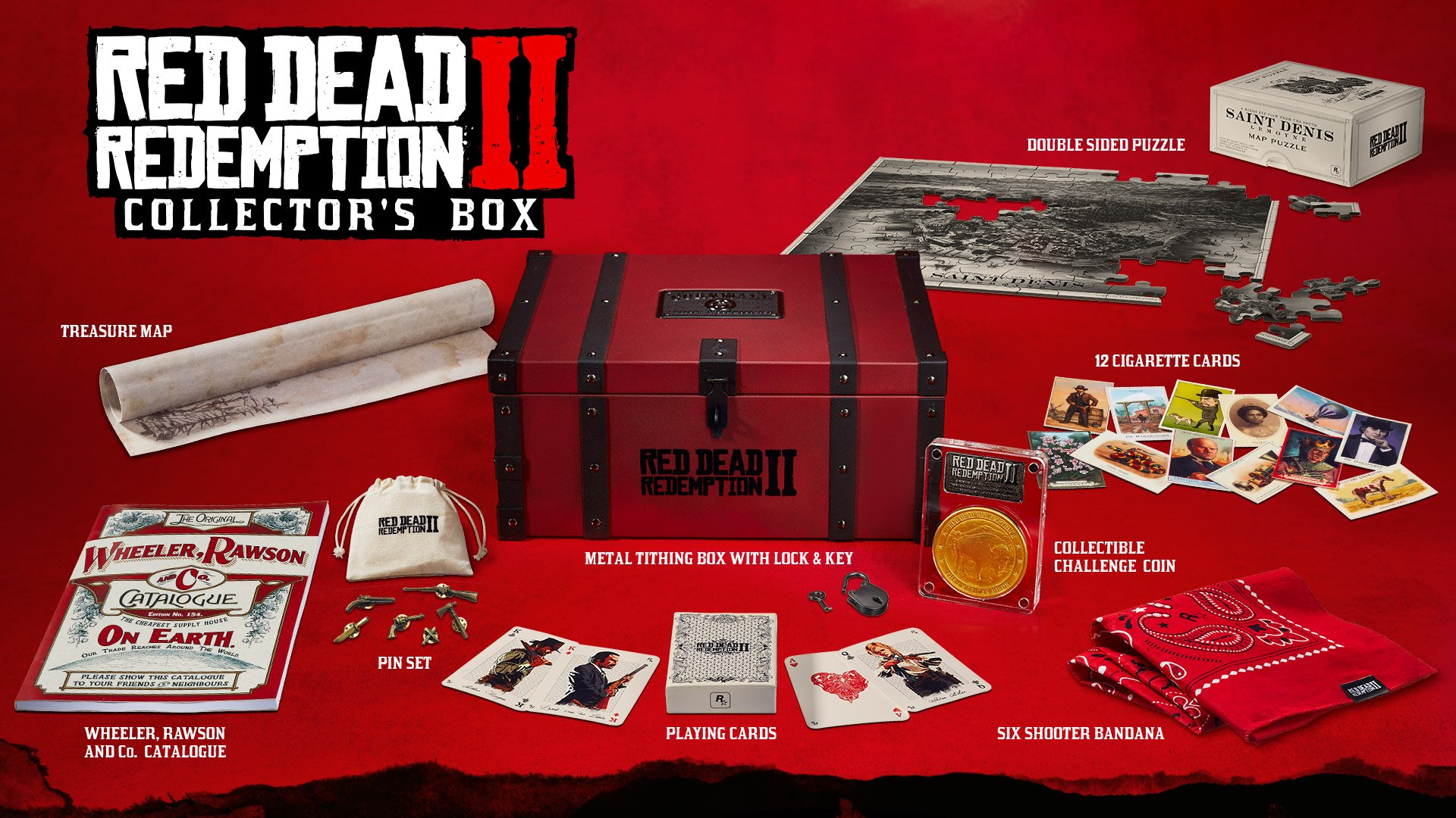 10 features and details confirmed for Red Dead Redemption 2 | Shacknews