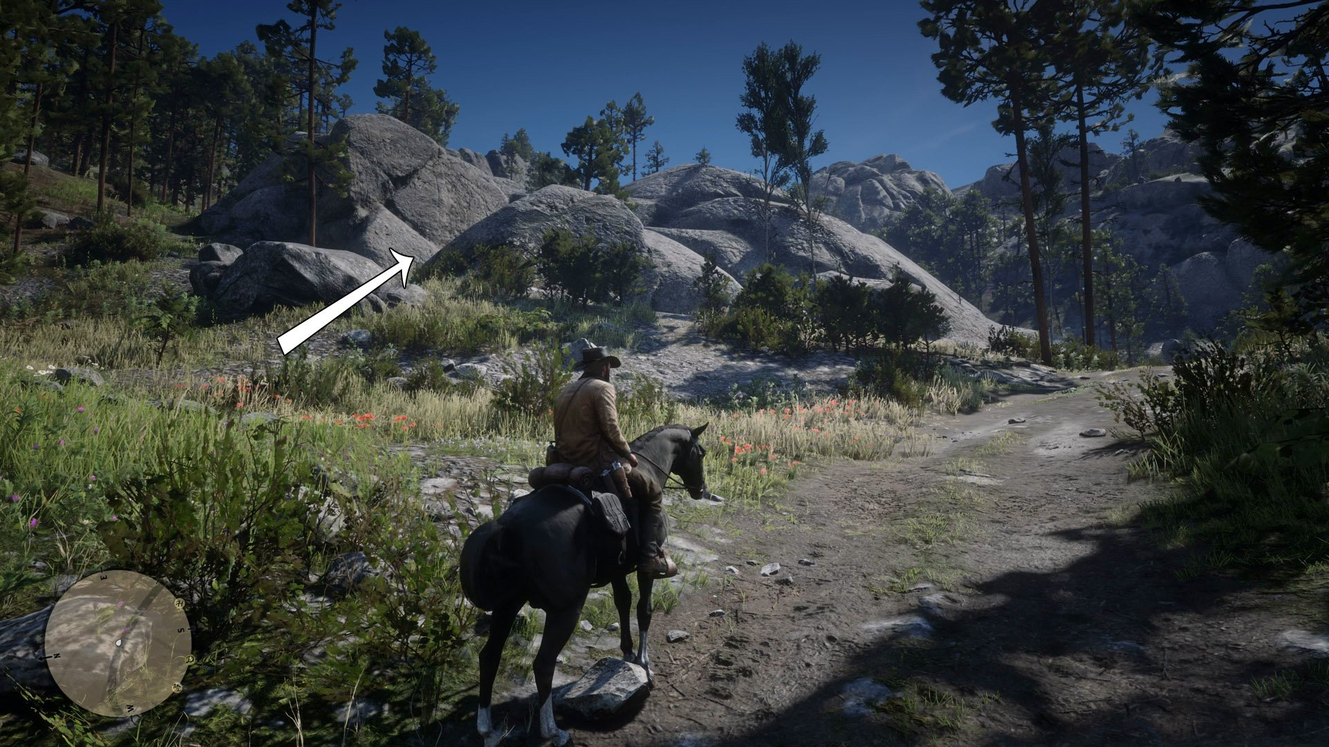 red dead redemption 2 statues