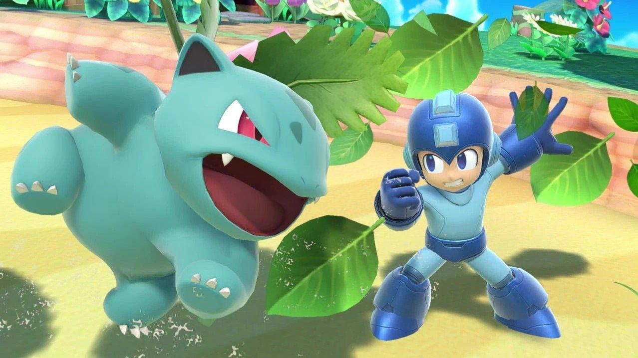 Super Smash Bros  Ultimate Character Profiles: Mega Man | Shacknews