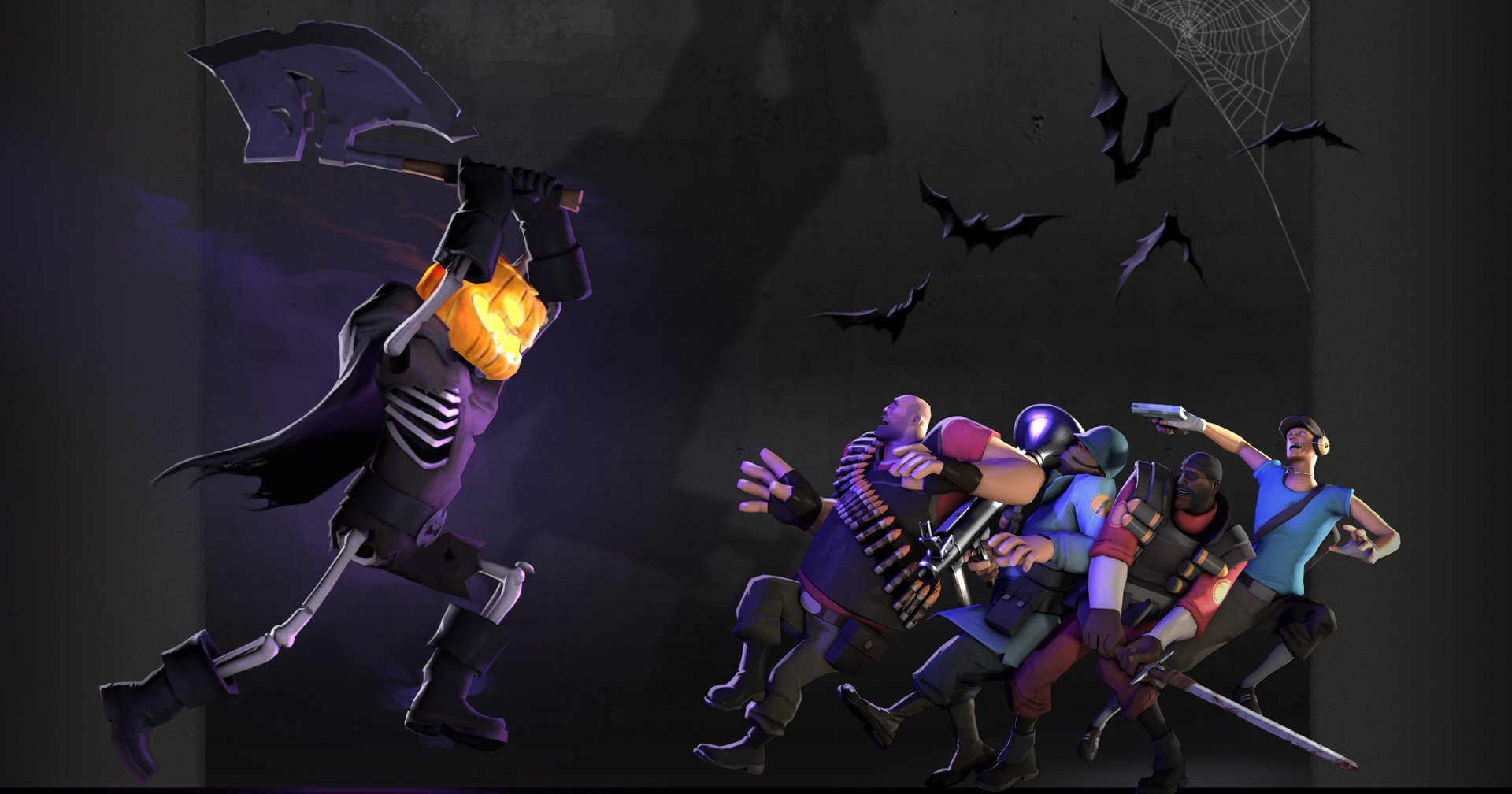 Team Fortress 2 A Boo Rief History Of Scream Fortress Shacknews