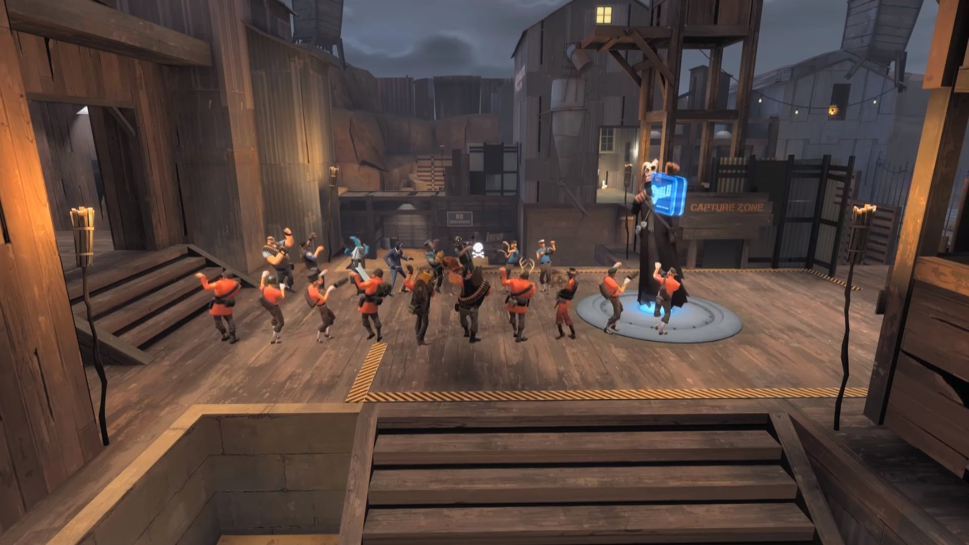 Team Fortress 2: A Boo-rief History of Scream Fortress